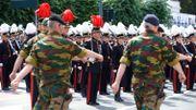 De nombreuses composantes de l'armée ont défilé.