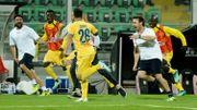 Frosinone bat Palerme et remonte en Serie A