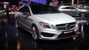 Mercedes Benz CLA Shooting Brake
