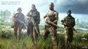 """Un trailer officiel et une date de sortie pour """"Battlefield V"""""""