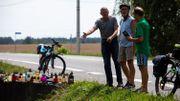 Un réflecteur routier à l'origine de la chute mortelle de Bjorg Lambrecht en Pologne