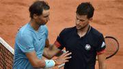 """Nadal a réalisé """"un des plus grands exploits du sport"""" selon Thiem"""