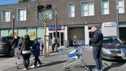 Les supermarchés face à la crise sanitaire