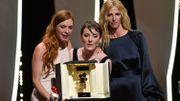 """Cannes : la Française Léonor Serraille prix du Premier film pour """"Jeune Femme"""""""