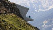 Architecture : Zaha Hadid signe un musée perché dans les Alpes
