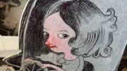 Françoiz Breut chante, et dessine comme elle respire