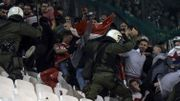"""La police grecque charge les supporters du Standard, Venanzi """"compte obtenir justice"""""""