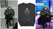 Buzz de Bernie Sanders: son équipe de campagne vend des sweats à son effigie pour la bonne cause