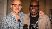 Manu Dibango  et Didier Mélon