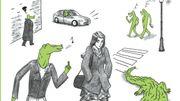 La bande dessinée version féminine