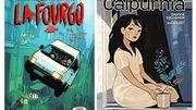La Fourgo et Calpurina, deux BD pour bien buller!