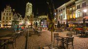 Le couvre-feu décrété en province d'Anvers est entré pour la première fois en vigueur à 23hmercredi soir.