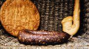 Le saucisson à la couque de Dinant fait sensation dans la Cité des Copères