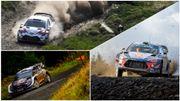 Quatre succès pour Ogier et Tanak, trois pour Neuville, plus régulier : Une saison de folie en WRC