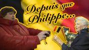 Les Racuspoteurs : Depuis que Philippe