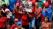 Manifestation pro-Maduro