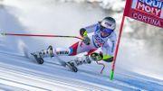 L'Italie va demander le report en 2022 des Mondiaux 2021 de ski alpin de Cortina