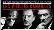 Une sixième date à Bercy le 10 novembre pour le trio Hallyday-Mitchell-Dutronc