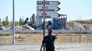 Coronavirus en Espagne: les 200.000 habitants d'une zone déjà isolée en Catalogne reconfinés à domicile
