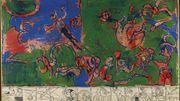 Les Musées des Beaux-Arts de Belgique exposent Pierre Alechinsky et l'art aborigène