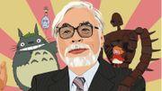 Une série de 4 documentaires sur le réalisateur Hayao Miyazaki est disponible gratuitement en ligne
