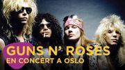 Guns N' Roses à Oslo