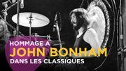 Les 40 ans du décès de John Bonham de Led Zeppelin