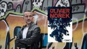 """Olivier Norek sur son nouveau polar : """"J'écris ces pages avant qu'elles ne deviennent réalité"""""""