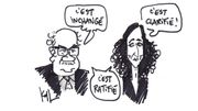 A votre avis: Marie Arena (PS) et Richard Miller (MR) s'écharpent sur le CETA