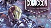 Marvel et les Gremlins à l'honneur du Comic Con 2016 de Paris