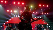 "Les membres de Nirvana pour le concert caritatif ""Heaven is Rock & Roll""!"