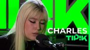 "Les sessions de Noël de Tipik : Charles reprend ""Mad About You"" de Hooverphonic"