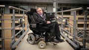 Stephen Hawking sera l'un des premiers touristes de l'espace