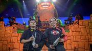 Les champions de Fortnite couronnés à Katowice, haut lieu de l'e-sport