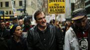 USA: Tarantino pas intimidé par l'appel de policiers au boycott de ses films