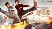 "Box-office mondial: ""Kung Fu Yoga"" écrase la concurrence"