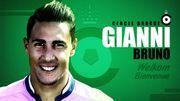 Dix ans après son départ à l'étranger, Gianni Bruno se relance au Cercle de Bruges