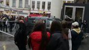 Bilan des incidents à la Monnaie de ce mercredi: une personne blessée et seize interpellations