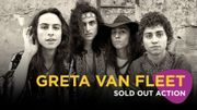 Greta Van Fleet : vos places pour le concert complet en Belgique