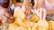 Le Belge est un gros mangeur de chips!