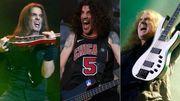 Des cours de guitares gratuits avec Megadeth, Anthrax,etc.