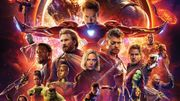 """""""Avengers : Infinity War"""" accède à la 5e marche du box-office historique"""