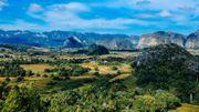 Les montagnes de Viñales et ses exploitations de tabac, vallée classée au patrimoine mondial Unesco