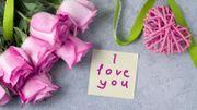 Saint-Valentin... Ces roses qui annoncent la couleur !