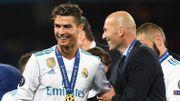 """Real Madrid : Zidane, sur un retour de Cristiano Ronaldo """"C'est possible, mais..."""""""