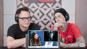 Blink-182 réagit face à des adolescents qui découvrent leurs anciennes vidéos