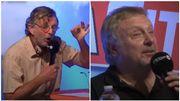 Quand Freddy Tougaux rencontre Albert Cougnet, cela donne une improvisation savoureuse
