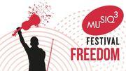 Le 5e Festival Musiq'3  à Flagey et au Marni, le dernier week-end de juin