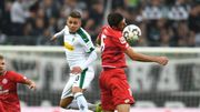 Thorgan Hazard, auteur de deux assists et un but, cartonne avec M'Gladbach