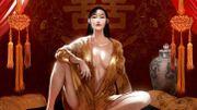 Tseu Hi – La Dame Dragon
